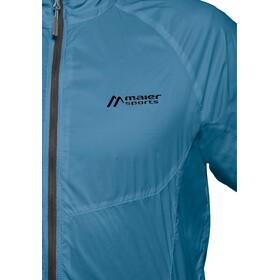 Maier Sports Feathery Windjacket Men blue sapphire